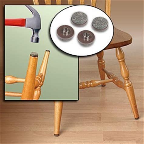 Floor protectors   set of 8 chair sofa leg grips 7/8