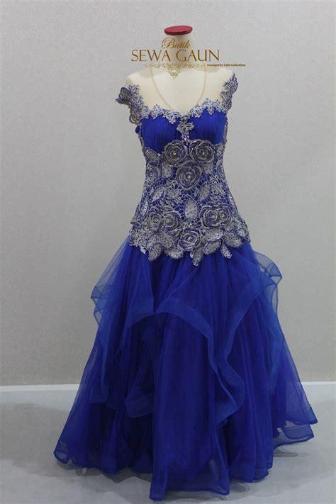 sewa gaun pesta sewa gaun mama pengantin  butik sewa gaun