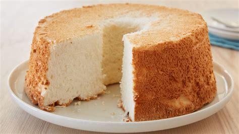 heavenly angel food cake recipe bettycrockercom