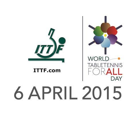 Día Mundial Del Tenis De Mesa Ultm