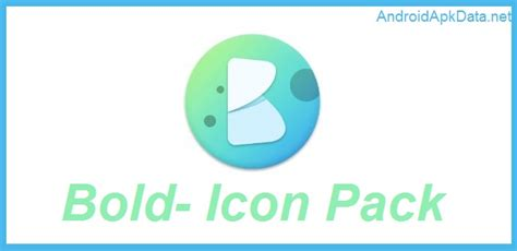 android icon pack bold icon pack apk v1 4 para android descargar mega