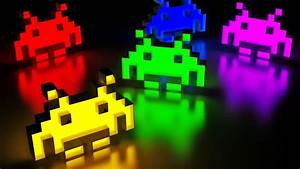 Space Invaders Wallpapers - Wallpaper Cave