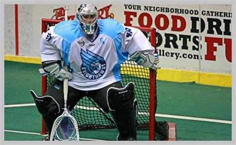 shamrocks add goaltender matt vinc in lacrosse we trust