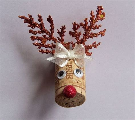 ideas  cork ornaments  pinterest wine cork