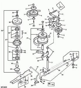 30 John Deere Pulley Diagram