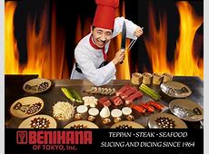 Benihana Lunch Outing Sommerset