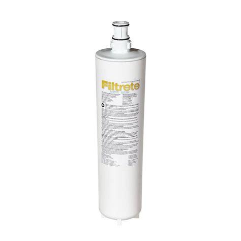filtrete sink water filter filtrete maximum sink water filtration filter 3us