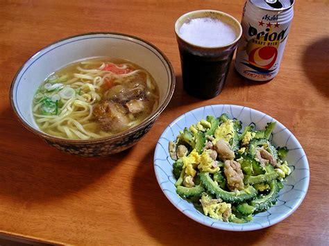 cooking cuisine okinawan cuisine