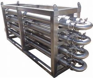 Tube in Tube Heat Exchangers - UK Exchangers Ltd - Heat ...