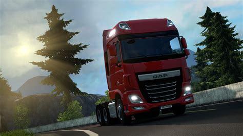 Scs Software's Blog Euro Truck Simulator 2  114 Daf