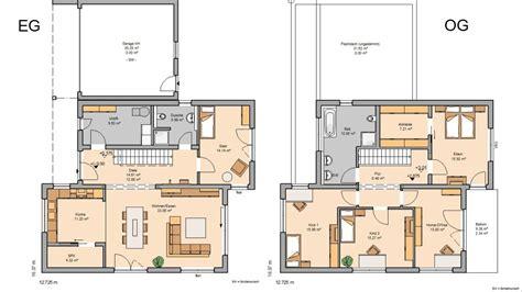 Grundriss Treppe Mittig by Gerade Treppe Im Haus Wohn Design