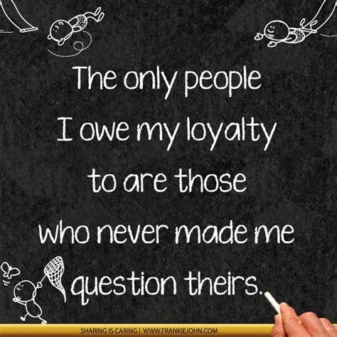 Summing Up Loyalty Vs Betrayal Kealohamakai