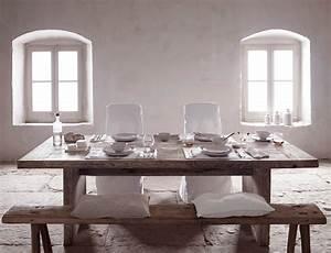 La Maison Du Blanc : une maison authentique aux teintes naturelles de lin ~ Zukunftsfamilie.com Idées de Décoration