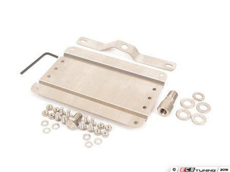 gmg motorsports g bmw30 no holes license plate bracket