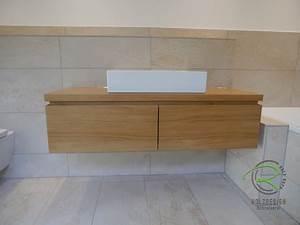 Waschtisch Mit Aufsatzbecken : massivholz waschtischunterschrank holzdesign rapp geisingen ~ Watch28wear.com Haus und Dekorationen