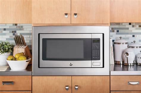ge appliances jxsfss  built  microwave trim kit