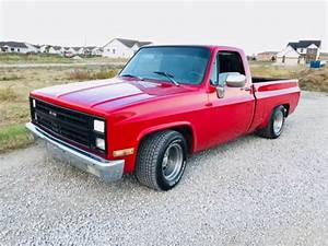 1981 Chevy C10 Ls Powered Short Bed Rust Free Lowered