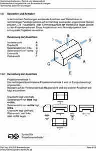 Technische Zeichnung Ansichten : technisches zeichnen grundlagen pdf ~ Yasmunasinghe.com Haus und Dekorationen