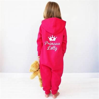 Onesie Personalised Princess Heart Clothing Sparks Notonthehighstreet