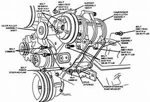 Vacum Diagram For 1983 Ford F150 With 302