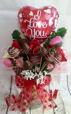 chocolate strawberry bouquet valentines day