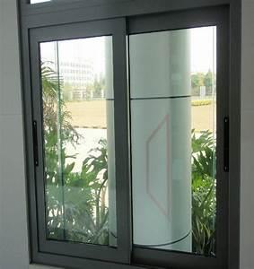 Aluminum Window: Sliding Aluminum Window