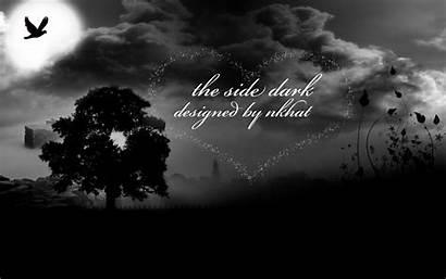 Quotes Dark Wallpapers Pc Desktop Morbid Deep