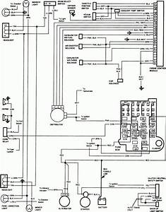 10  1985 Chevy C10 Truck Wiring Diagram -