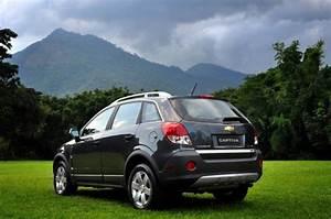 Chevrolet Captiva 2013 Review