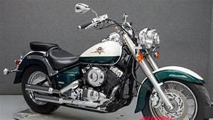Yamaha V Star 650 Classic