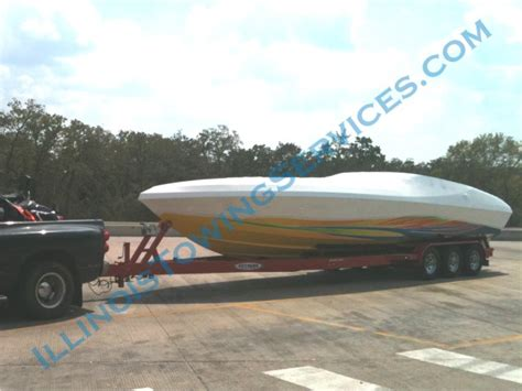 Boat Trailer Illinois by Boat Moving Boat Transport Illinois Vehicle Transport