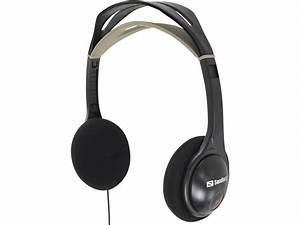 Sandberg HeadPhone standard, 125-41 - EET Europarts UK  Headphone