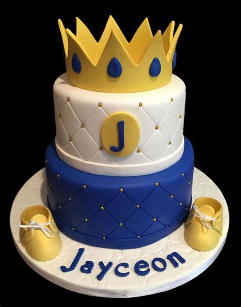 royal baby shower cake sugarbabies custom baby shower cake gallery pictures