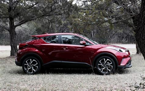 2018 Toyota Chr Gearculture