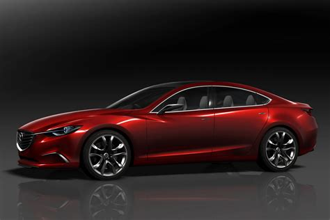 Mazda Picture by Tokyo Motor Show New Mazda Takeri Concept Previews Next