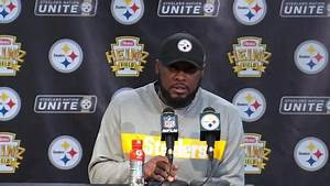 Pittsburgh Steelers postgame press conference - NFL Videos