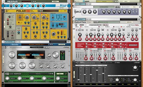 reason rack extensions reason did it rack extensions basically plugins for