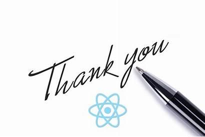 Dear React Thank Letter
