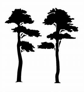 Tree, Stencil, 1, Craft, Fabric, Glass, Furniture, Wall, Art