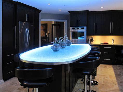 glass top kitchen island glass island contemporary kitchen islands and kitchen