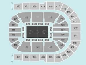 NBA Global Games - London Seating Plan - The O2 Arena