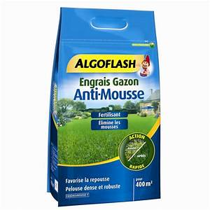 Anti Mousse Pelouse Sans Sulfate De Fer : anti mousse pelouse ~ Dailycaller-alerts.com Idées de Décoration