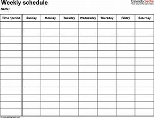 Search results for sunday through saturday schedule for Sunday through saturday calendar template