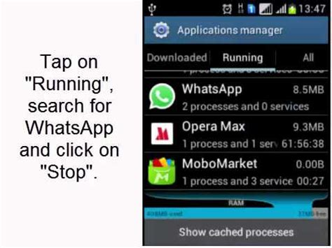 how to stop receiving whatsapp messages without turning your data android