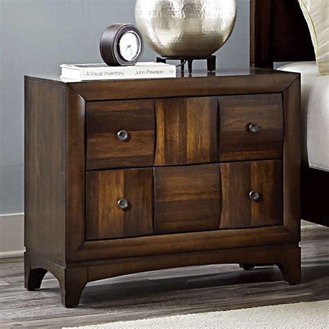 Porter Nightstand by Porter Nightstand By Homelegance Furniturepick