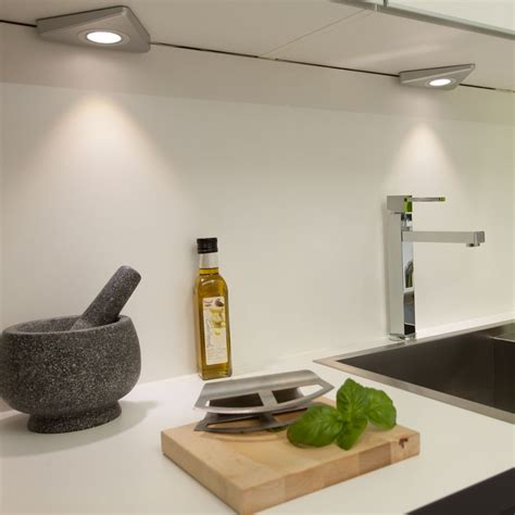 cupboard lighting kitchen novus hd led triangle light 6531