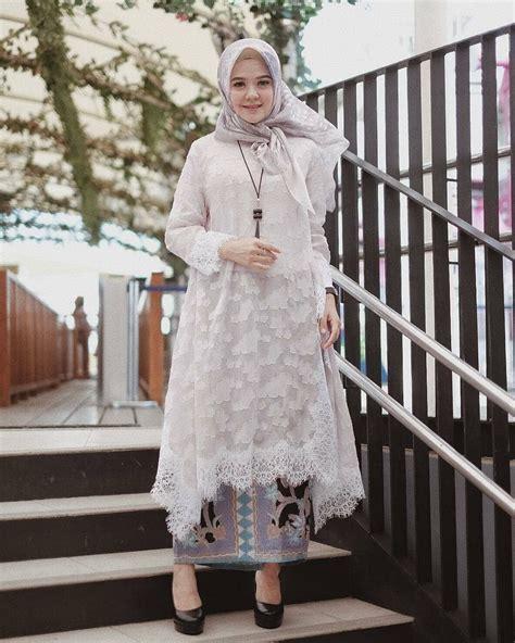 pin  puspita dewi  jbmoes kebaya hijab kebaya