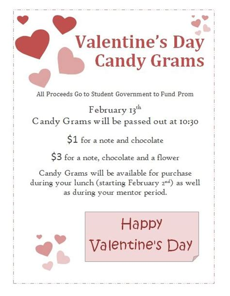 image result  candy gram order form template candy
