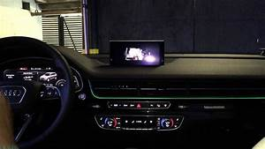 Bang And Olufsen 3d Sound System In The 2017 Audi Q7