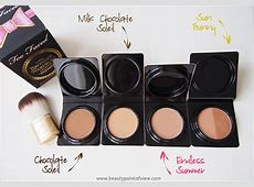 Too Faced Bronzer Wardrobe Beauty Point Of View